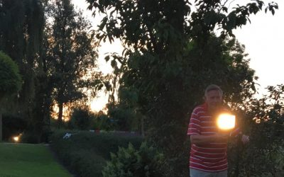 Is jouw tuin al verlicht?