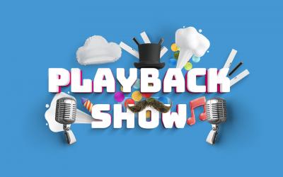 Foto's van de Playbackshow